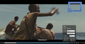 Popcorn Time films via Chromecast naar TV