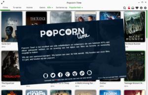 Popcorn Time v0.3.7.1 beta (nieuwe release)