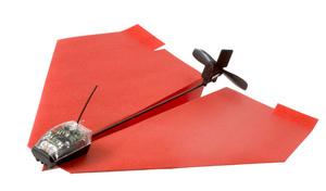 Nyt Kickstarter-projekt lader dig fjernstyre papirfly med din smartphone