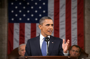Obama kuuntelee kansalaisia Google+ Hangoutissa tällä viikolla
