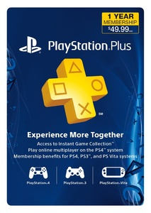 Sony: 50 percent of PS4 owners subscribe to PlayStation Plus