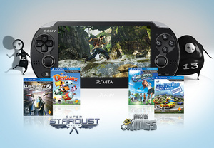 Sony unveils North American PS Vita launch titles, pricing