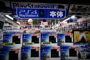 Sony PlayStation 4 finally available in home country of Japan