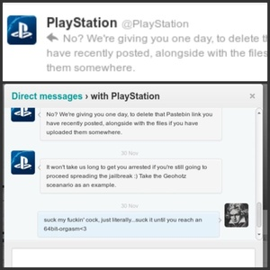 PS4 hack claim found to be fake