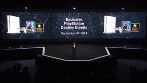 E3 2014: White PS4 Destiny bundle coming September 9