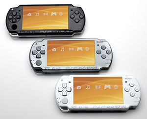 Sony PSP Go!Messenger finally arrives
