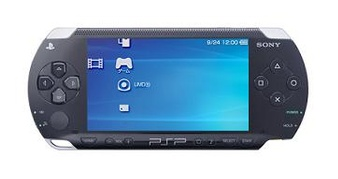 PSP tops Japanese sales charts again