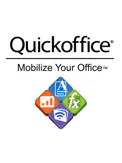 Google purchases QuickOffice