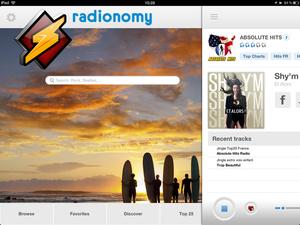 Winamp en Shoutcast muziekdiensten verkocht aan Radionomy