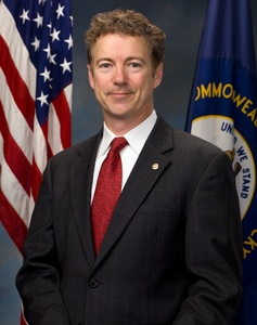 Rand Paul trying to block PATRIOT Act renewal