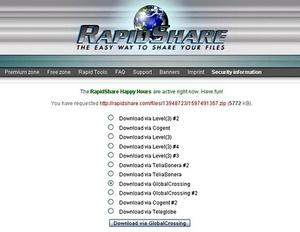 Kaikella on aikansa: RapidShare lopettaa toimintansa
