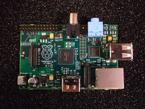 The $25 Raspberry Pi computer is coming next month