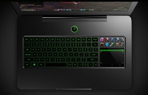 Razer shows off the 'world's thinnest gaming' notebook