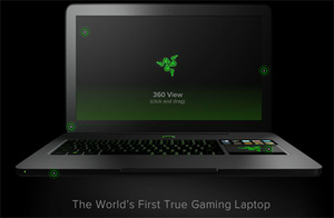 Prototype Razer gaming laptops stolen from lab