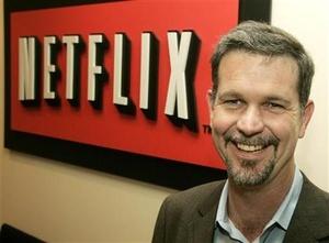 Netflix kasvanut yli 40 miljoonaan tilaajaan
