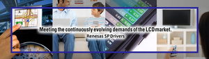 Report: Apple looking to purchase LCD chip supplier Renesas SP