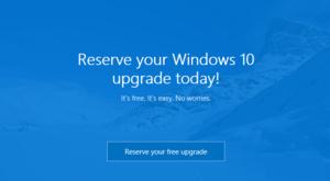 Windows 10 komt uit op 29 juli