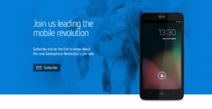 Geeksphone reveals details for its 'Revolution' Android, Firefox OS dual-boot phone