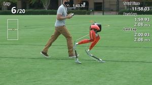 Robotti oppi juoksemaan itse - ja juoksi 5km lenkin tekoälynsä varassa
