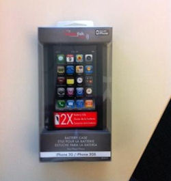 Fire Hazard prompts iPhone battery case recall