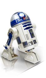 Rajoitettu erä R2-D2-videotykkejä myös eurooppalaisten Star Wars -fanien riemuksi