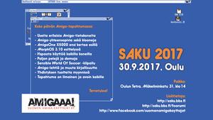 Suomen Amiga-käyttäjien tapahtumassa Oulussa pääsee tutustumaan erikoisuuksiin