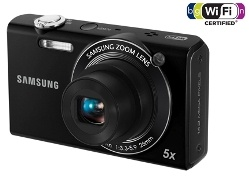 Samsung lanceert  compacte Wi-Fi camera voor sociale netwerksites