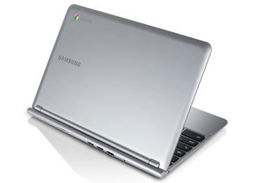 Samsung, Google show off new Chromebook