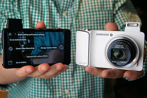 Samsung Galaxy Camera to reach Canada next month