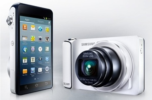 Samsung unveils Wi-Fi-only version of Galaxy Camera
