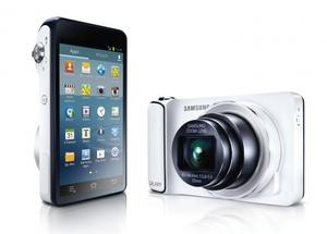 Samsung julkaisi halvemman Galaxy Cameran ilman 3G-yhteyksiä