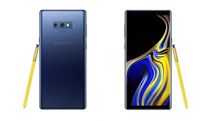 Samsung reveals Galaxy Note 9 with connected S Pen