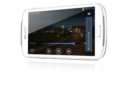 Samsung unveils new Galaxy Player 5.8 PMP