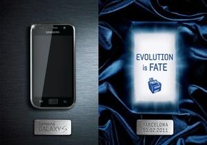 Samsung confirms Galaxy S successor