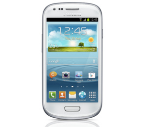 Samsung Galaxy S III Mini now official