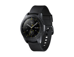 Samsung reveals Galaxy Watch with LTE, long-lasting battery life