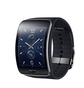 Samsung unveils new Gear S smartwatch with curved screen, 3G radio