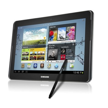 Samsung unveils new Galaxy Note 10.1