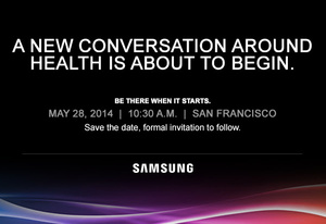 Samsung will not unveil new hardware at health-based event