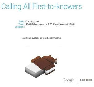 Samsung reschedules Nexus Prime event for next week