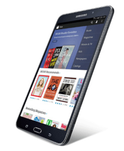 Barnes & Noble teams up with Samsung as hardware partner for new Nook-powered tablets