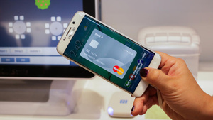 Samsung Pay has been popular - in Korea