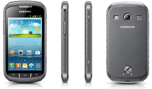 Samsung unveils new rugged Galaxy Xcover 2