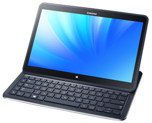 Samsung unveils ATIV Q tablet, running Windows 8 & Android