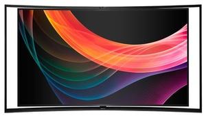 """Samsungin kaareva 55"""" OLED-TV myyntiin Yhdysvalloissa - """"Elämää joka pikselissä"""""""