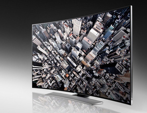 CES 2014: Samsung unveils 105-inch curved UHD TV in new UHD line-up