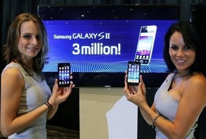 Samsung Galaxy S II hits 3 million sales, without even reaching U.S.