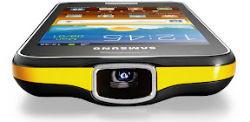 Samsung annoncerer Galaxy Beam med indbygget projektor