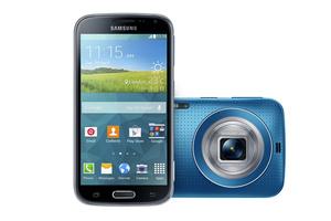 Puhelinkamerasta kamerapuhelimeksi - arvostelussa Samsung Galaxy K Zoom -