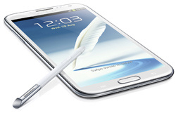 Samsung ships one millionth Galaxy Note II in South Korea